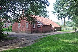 Gulf house - Farm labourer's house at the Cloppenburg Museum Village