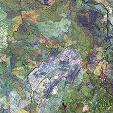 Landsat art - Great Sandy Desert, Australia.jpg