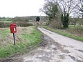 Lane to Manor Farm and Upper Hill - geograph.org.uk - 314693.jpg