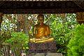 Laos - Luang Prabang 105 - Buddha statue at Wat Xieng Thong (6582771709).jpg