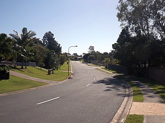 Helensvale, Queensland - Latrobe Avenue, 2015