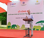 Launching of Elephant Protection Area in Quang Nam Province (36938193751).jpg