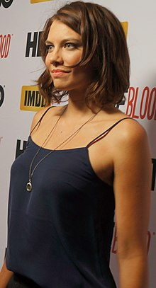 Lauren Cohan - Wikipedia