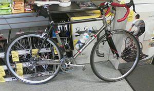 LeMond Racing Cycles - LeMond Tete de Course road bike