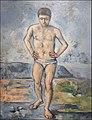 Le Baigneur de Paul Cézanne (Fondation Louis Vuitton, Paris) (26781410179).jpg