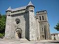 Le Boupère - église fortifiée 4.JPG
