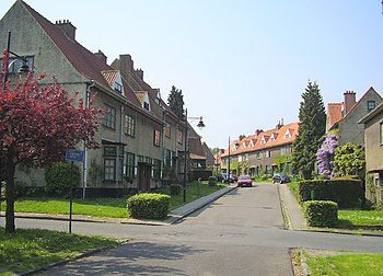 Cité-jardin bruxelles