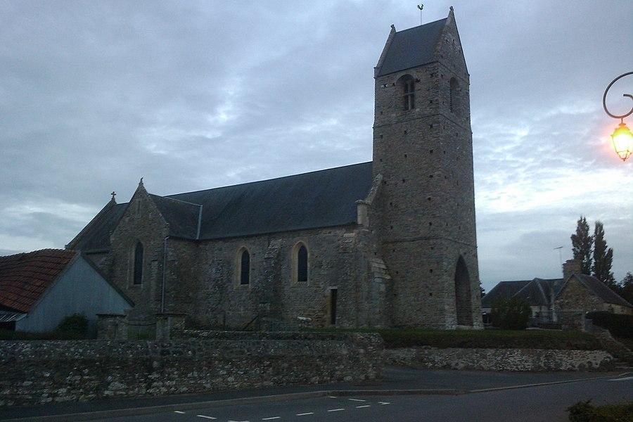 Église du Mesnil-Vigot