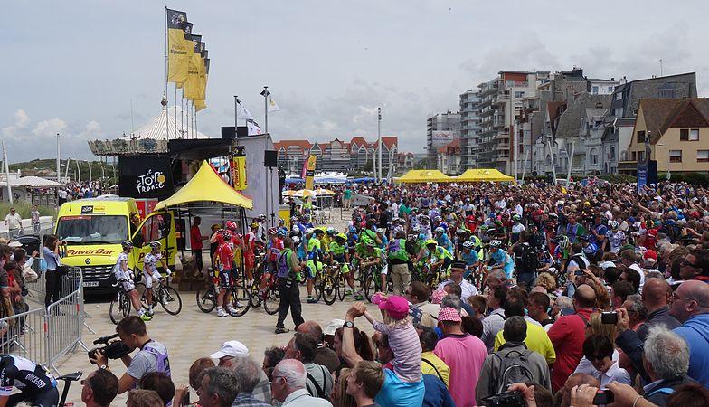 Le Touquet-Paris-Plage - Tour de France, étape 4, 8 juillet 2014, départ (C14).JPG