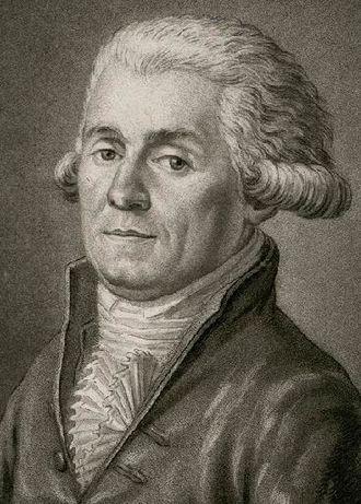 Charles Claude Christophe Gourdan - Claude-Christophe Gourdan (1744-1804)