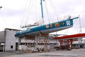 Le voilier de course Open 60 Max Havelaar (2).JPG