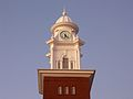 Lee County Courthouse Alabama - clock tower.jpg