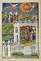 Legend of the Fleurs de Lys - Bedford Hours (1414-1423), f.288v - BL Add MS 18850.jpg