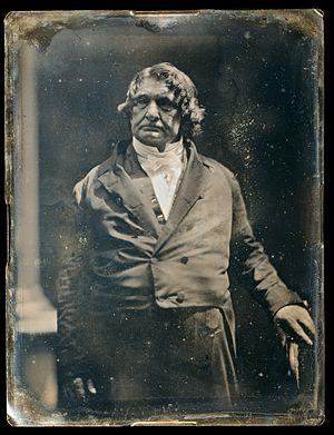Lemuel Shaw - Portrait photograph