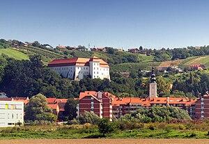 Lendava - Image: Lendava Le chateau