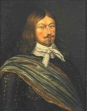 Lennart Torstensson, portrait by David Beck