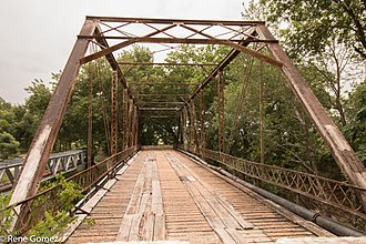 National Register of Historic Places listings in Coryell County, Texas - Image: Leon Bridge 1 (1 of 1)