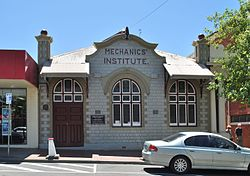 Leongatha mechanics institute