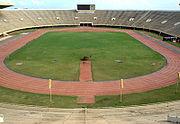 Stade Léopold Sédar Senghor à Dakar