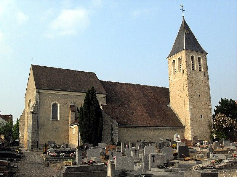 File Les Clayes sous Bois Eglise Saint Martin cimeti u00e8re jpg Wikimedia Commons # Le Bois Saint Martin