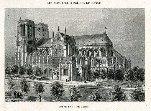 Les Plus Belles Eglises DU Monde - Notre-Dame de Paris