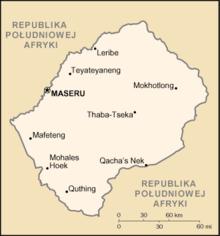 Lesotho CIA map PL.png