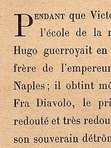 Lettrine Wikipédia