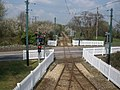 Level crossing, at Colyford - geograph.org.uk - 1263251.jpg