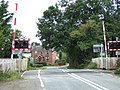 Level crossing near Halfway House - geograph.org.uk - 537667.jpg