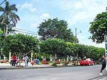 Liberia (provinshuvudstad)
