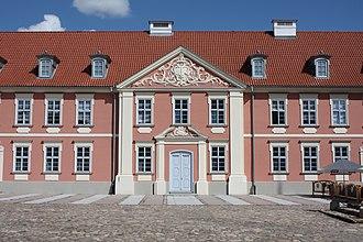 Lidzbark Warmiński - Grabowski Palace