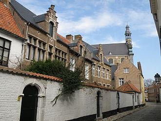 Lier, Belgium - Image: Lier Begijnhof 1