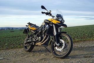 BMW F series parallel-twin Series of motorcycles built by BMW-Motorcycle