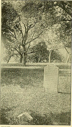 Conrad Weiser - Tombstone
