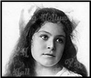 Lina Basquette - in 1917
