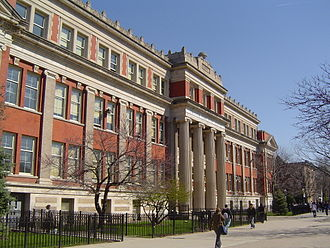 Lincoln Park High School (Chicago) - Image: Lincoln Park High School
