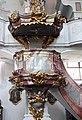 Lindau, Stiftskirche, die Kanzel.jpg