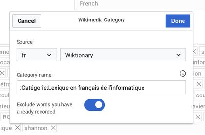 LinguaLibre:Chat room - Lingua Libre