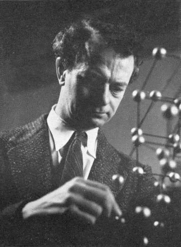 Linus Pauling 1941