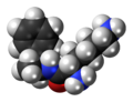 Lisdexamfetamine molecule spacefill.png