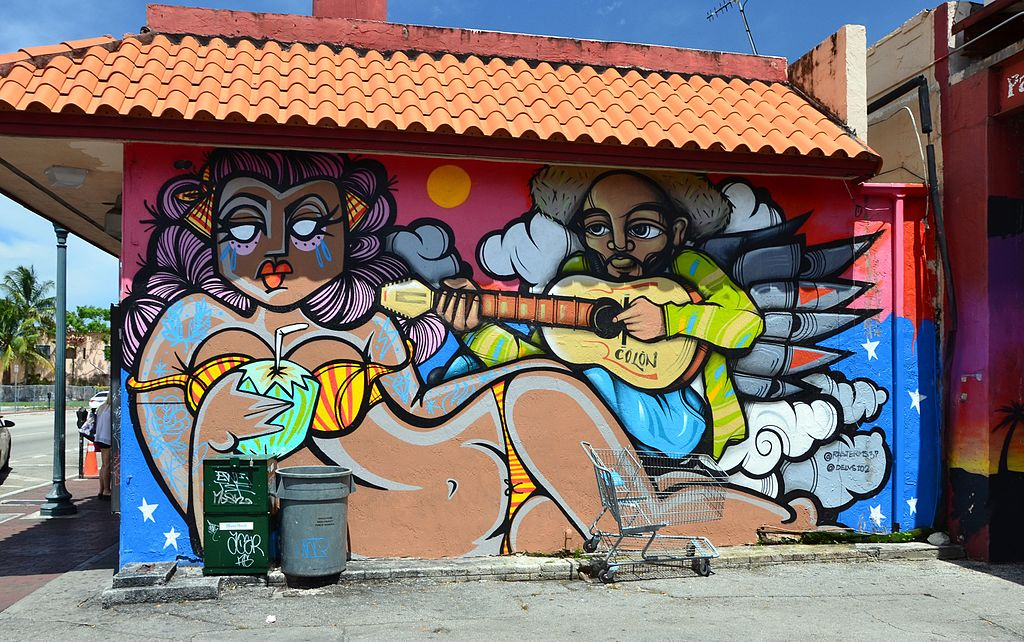 Little Havana fresco