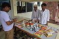 Local Products Stall - Rawatpura Sarkar Ashram - Chitrakoot - Satna 2014-07-05 6394.JPG