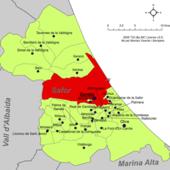 Localització de Gandia respecte de la Safor.png