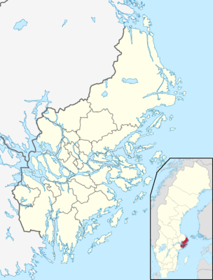 Location map Sweden Stockholm County.png