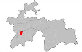 Yovon District Place in Khatlon Region, Tajikistan