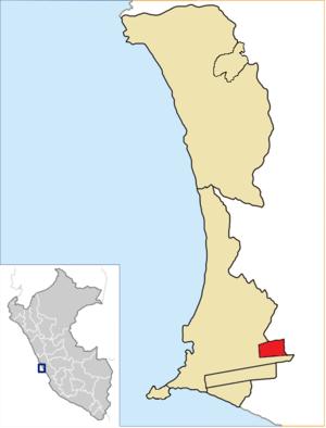 Carmen de la Legua Reynoso District