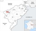 Locator map of Kanton Besançon-2 2019.png