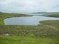 Loch on West Linga, Shetland - geograph.org.uk - 190035.jpg