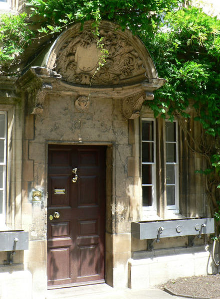 File:Lodgings front door.jpg
