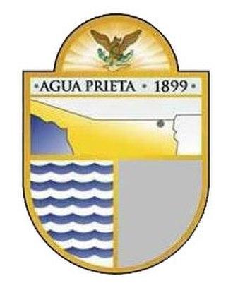 Agua Prieta - Logo of Agua Prieta